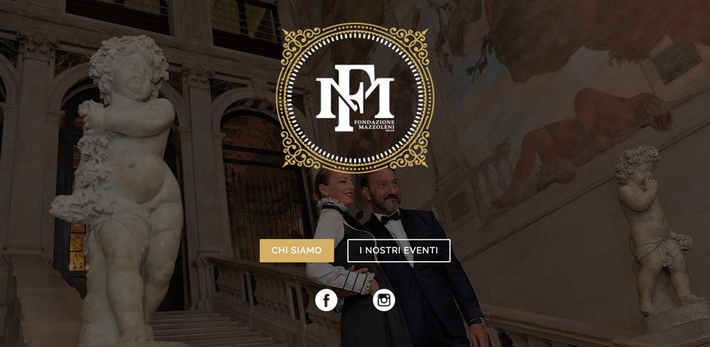 Homepage Fondazione Mazzoleni