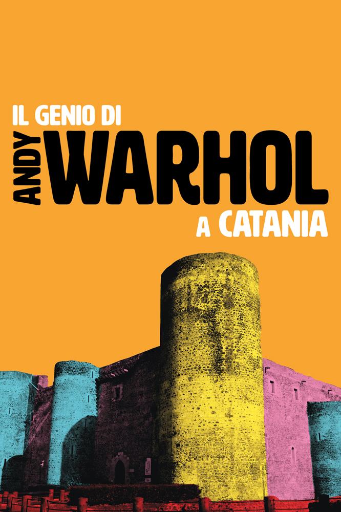 Cartolina Catania Arancio