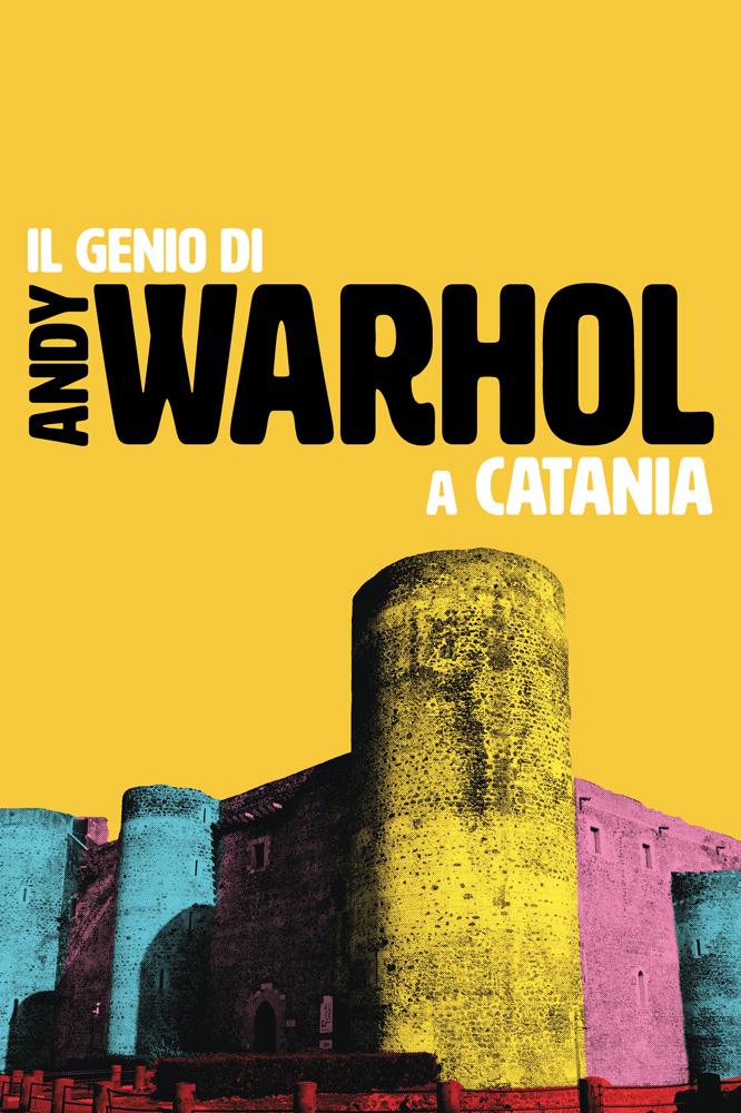Cartolina Catania Gialla