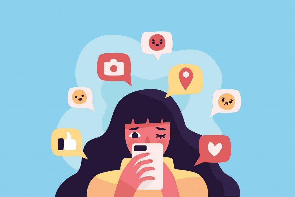 Con l'acronimo FOMO si indica una forma di ansia sociale caratterizzata dal desiderio di rimanere continuamente in contatto con le attività che fanno le altre persone, e dalla paura di essere esclusi da eventi, esperienze, o contesti sociali gratificanti.